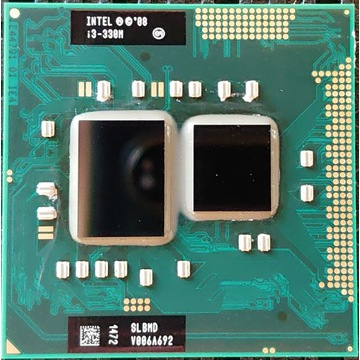 Intel I3 330M
