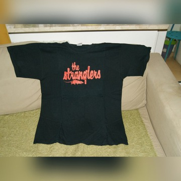THE STRANGLERS - Rattus Norvegicus t-shirt L nowa