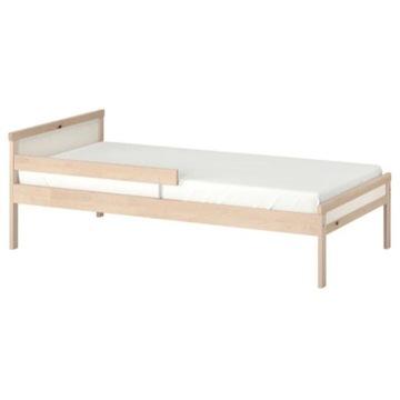 Łóżko z materacem stan bardzo dobry