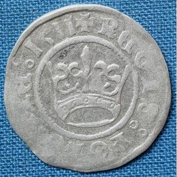 Zygmunt Stary, półgrosz koronny 1511