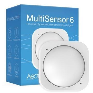 Aeotec Multisensor 6 czujnik ruchu, wilgotności