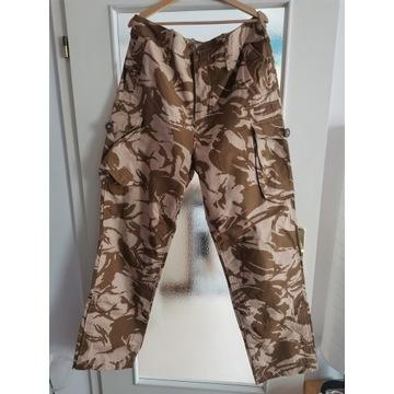 Spodnie DPM Desert Brytyjskie