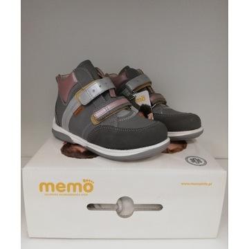Buty dziecięce Memo Polo r. 29 nowe