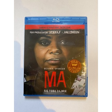 Ma Blu-ray
