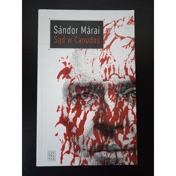 Marai Sandor  Sąd w Canudos