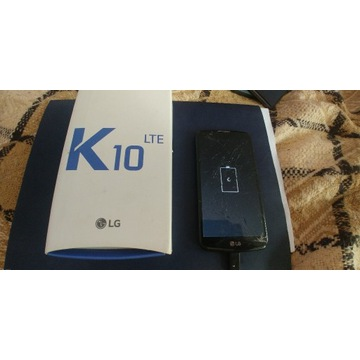 LG K 10 uszkodzony