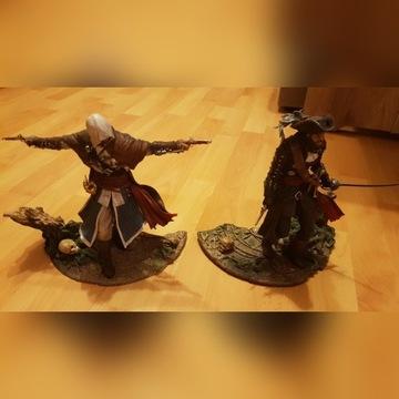 Figurka assassins creed black flag nowe komplet