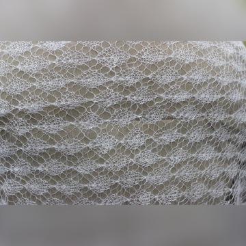 Szalik chusta z wełny koziej Chusty orenburskie