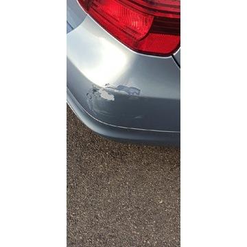 Zderzak tylny BMW E90, pre lci, pdc