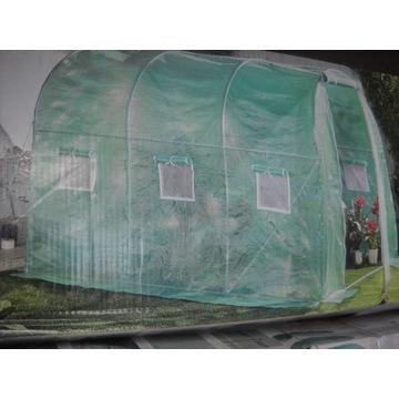 nowy tunel ogrodowy foliak 200x300x200 cm