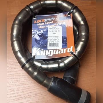 Łańcuch Blokada Kół Zabezpieczenie Kinguard 2,5cm