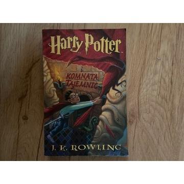 Harry Potter i Komnata Tajemnic Niepoprawione wyd