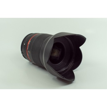 Samyang 16 mm f/2 ED AS UMC CS (Sony A)