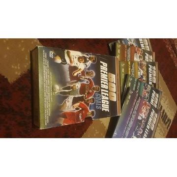 500 goli Ligi Angielskiej 5 DVD