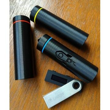 Etui hard case dla Ledger Nano S