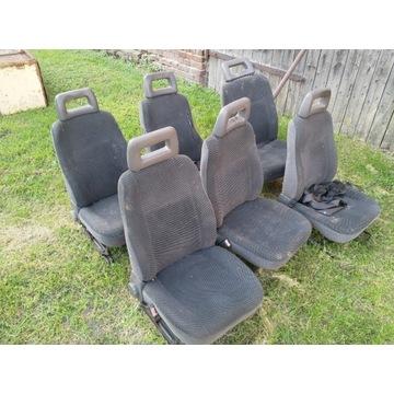 fotele VW T4