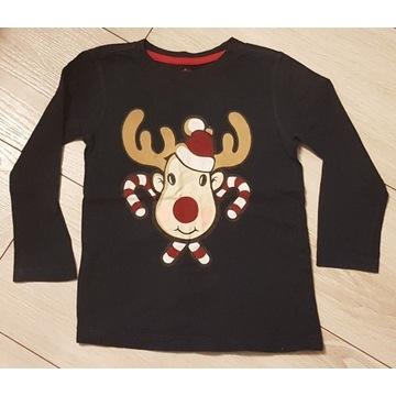 NEXT / 5 10 15 - zestaw sweterek+bluzka w roz. 104