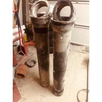 Rura żeliwna kanalizacyjna fi 150 z kielichem