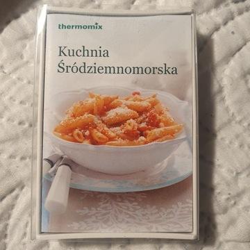 Nośnik przepisy Thermomix Kuchnia Śródziemnomorska