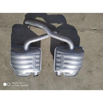 Tłumiki końcowe - Dodge Charger 3.6 V6