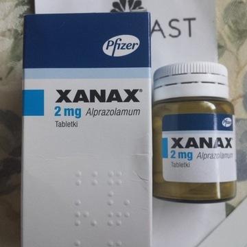 Xanax 2 mg Kolekcjonerskie