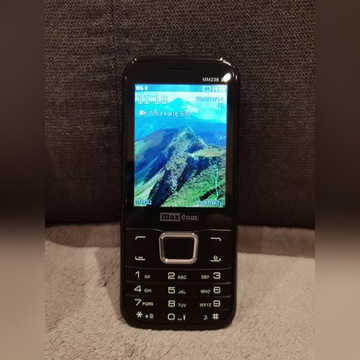 Używany Telefon MaxCom MM238 3G