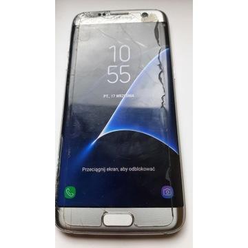 Uszkodzony Samsung Galaxy S 7 edge 4