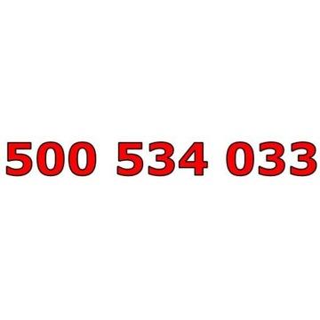 500 534 033 ORANGE ŁATWY ZŁOTY NUMER STARTER