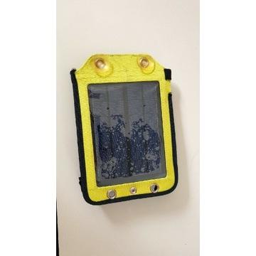 Bateria słoneczna na wyprawy piesze i rowerowe