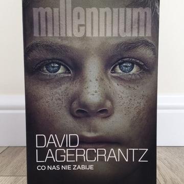 MILLENIUM: CO NAS NIE ZABIJE - David Lagercrantz