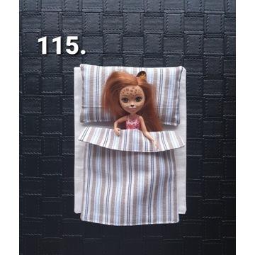 WZORY-Kpl.poś.dla lalki Enchantimals i nie tylko.
