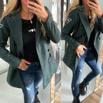 Nowy z metką płaszcz By o La La rozmiar M