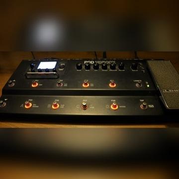 Line POD HD500X