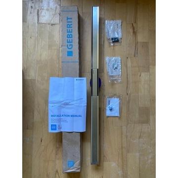 Nowy odpływ liniowy Geberit CleanLine 30-90cm