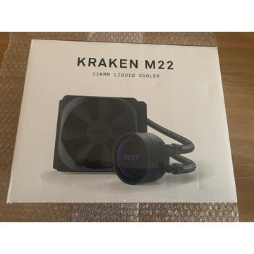 Chłodzenie wodne Nzxt Kraken M22 120mm