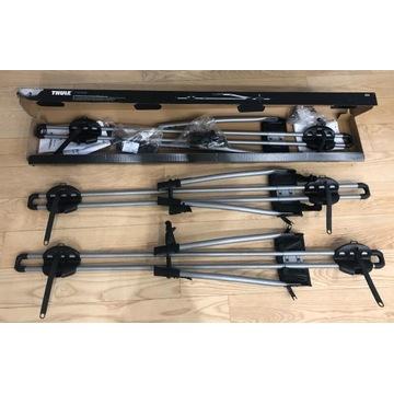 3 x Thule FreeRide 532 bagażnik rowerowy - 1 key!