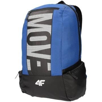 Plecak 4F Niebieski 32L Miejski Szkolny PCU014
