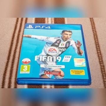 FIFA 19 PL PS4 BDB