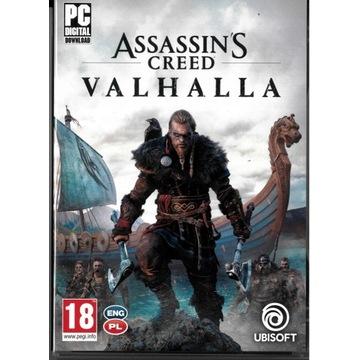 Assassin's creed valhalla PC Kod uplay