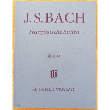 "J. S. BACH ""Französiche Suiten"" BMV 812-817"