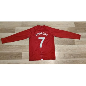 Koszulka Ronaldo Manchester United kolekcjonerska
