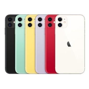 iPhone 11 64gb Black,White,Green,Purple