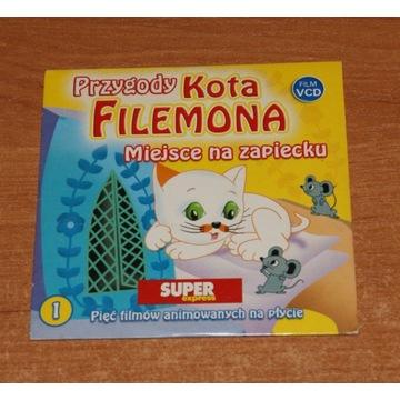 Przygody Kota Filemona - Miejsce na zapiecku VCD
