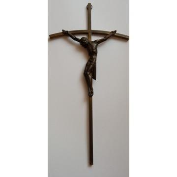 Krzyżyk Mosiężny Przywieziony z Watyknu
