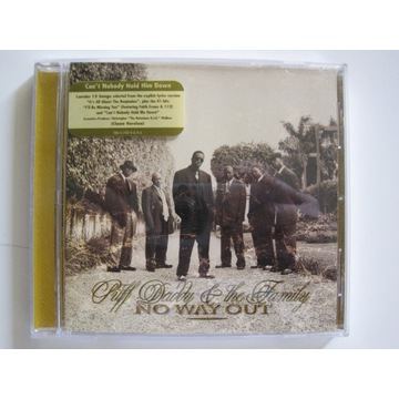"""Puff Daddy & The Family """"No way out"""" stan idealny"""