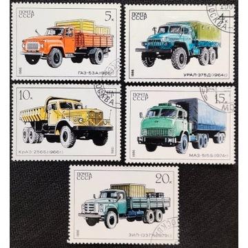 Motoryzacja - ZSRR* 1986