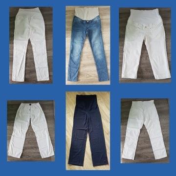Spodnie ciążowe r. XL XXL 42 44
