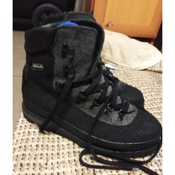 Buty wspinaczkow wysokogórskie pod raki marki Beck