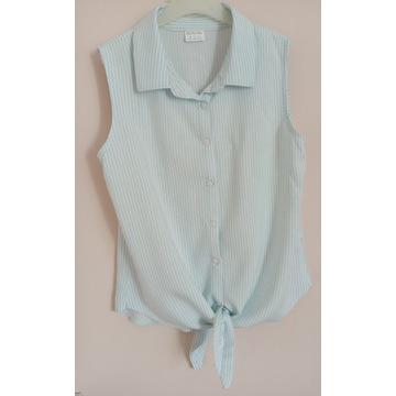 bluzka letnia dziewczęca wiązana r. 140 F&F