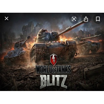 Konto do world of tanks blitz